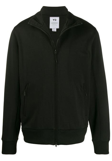 Giacca sportiva con zip in nero - uomo Y-3 | FN3376BLK