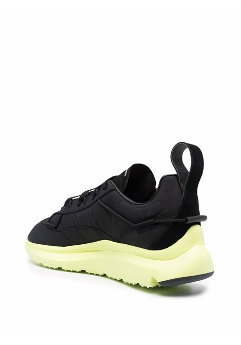 Sneakers basse shiku run in nero - uomo Y-3 | GZ9139BLKYLLW