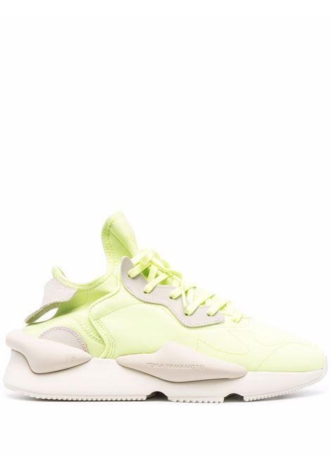 Sneaker basse kaiwa in giallo - uomo Y-3 | GZ9144YLLWWHTBRWN