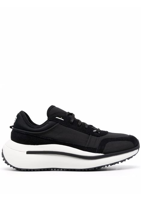 Sneakers basse ajatu run in nero - uomo Y-3 | GZ9157BLKWHT