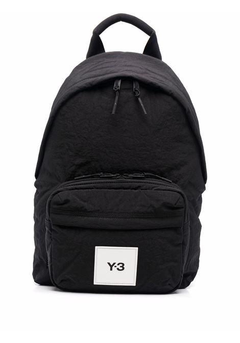 Zaino con logo in nero - uomo Y-3 | HA6515BLK