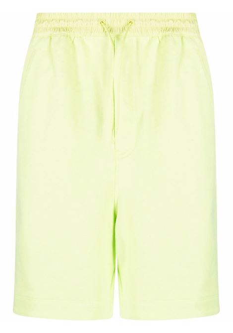 Pantaloncini sportivi con coulisse in giallo - uomo Y-3 | HB3379FRZNYLLW