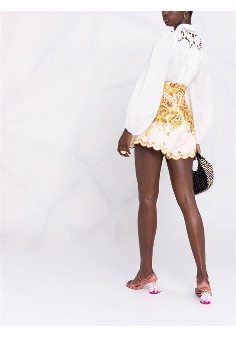 Floral shorts women ZIMMERMANN | 1415AALIAMFL