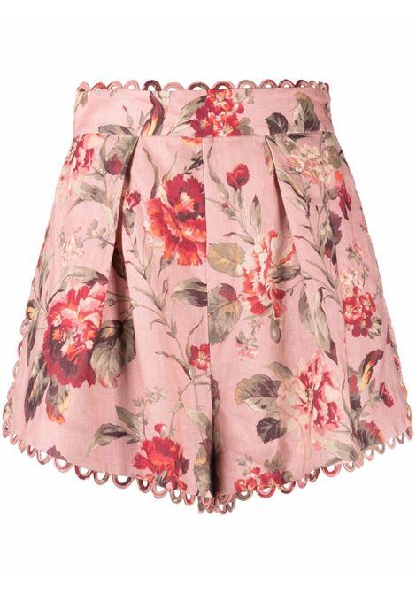Pantaloncini cassia donna ZIMMERMANN | Shorts | 1477ACASMSKF