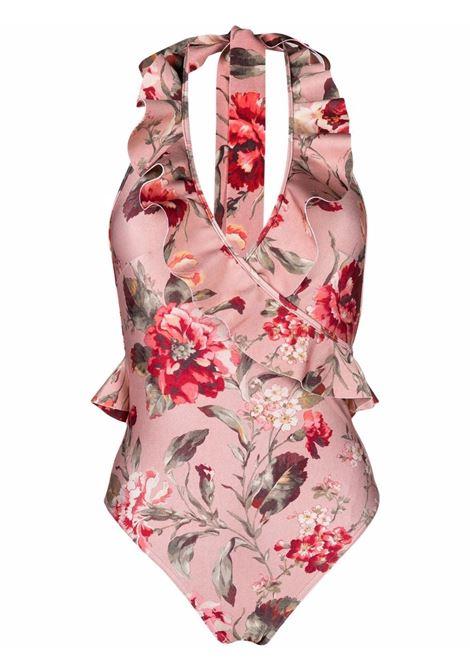 Costume intero a fiori donna ZIMMERMANN | Costumi | 1565WCASMSKF
