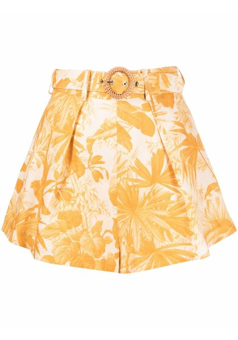 Pantaloncini mae palm donna ZIMMERMANN | Shorts | 1835AMAEAMPA