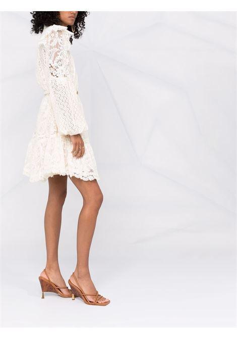 Short dress cream- women ZIMMERMANN | 2162DCONCRM