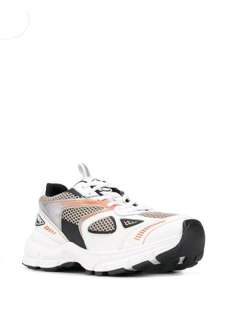 Sneakers marathon runner multicolore- uomo AXEL ARIGATO | 93013WHTBLKORNG