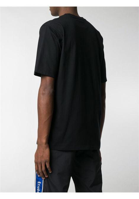 Wonder logo T-shirt in black - men  ÉTUDES | E14B42601