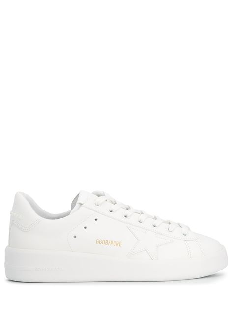Sneakers basse pure-star bianco- donna GOLDEN GOOSE   Sneakers   GWF00197F00054110100