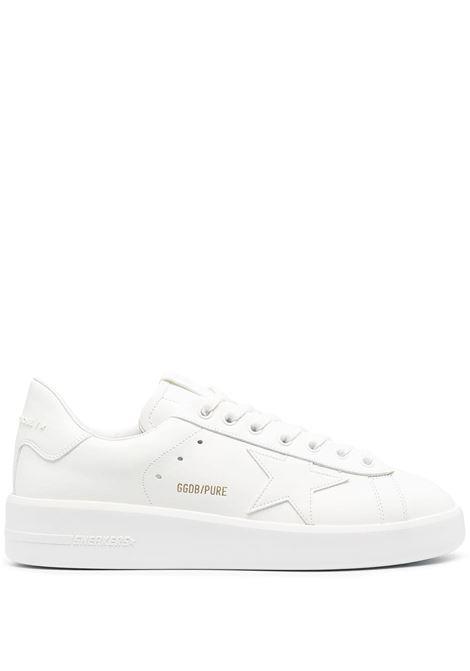 Sneakers Purestar in bianco - Uomo GOLDEN GOOSE | GMF00197F00054110100