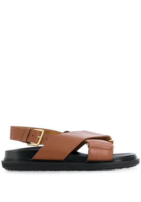 Fussbet sandals women  MARNI | FBMS005201P361400M29