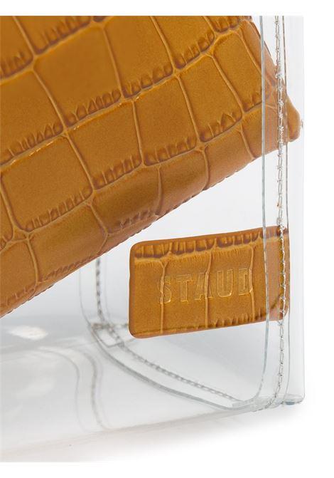 Shirley mini bag in brown - women STAUD | 189014CTC