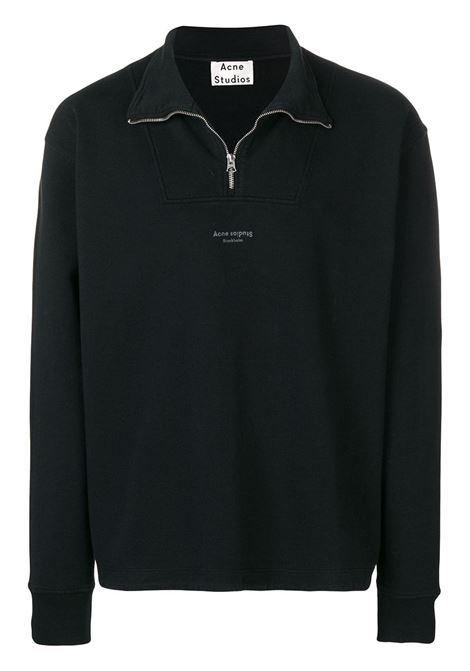 Zipped sweatshirt ACNE STUDIOS | Sweatshirts | BI0026900