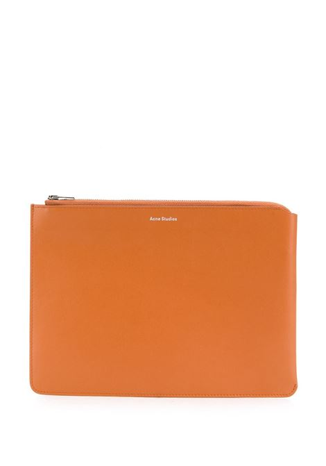 Structured clutch bag ACNE STUDIOS | Clutch bags | CG0018295