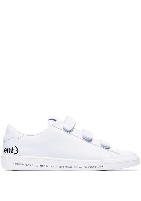 Sneakers con logo MONCLER FRAGMENT | Sneakers | 004000001837001