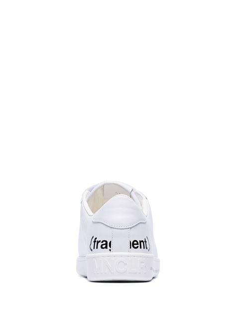 Sneakers con logo MONCLER FRAGMENT | 004000001837001