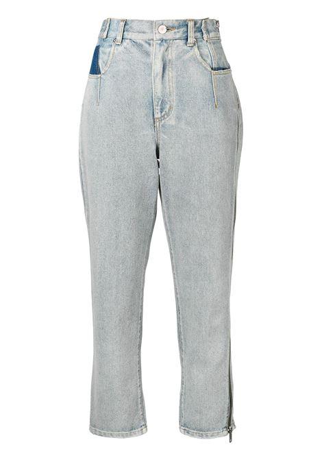 Zippered Denim Pant 3.1 PHILLIP LIM | Trousers | S1715471DENIN401