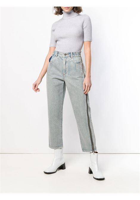 Zippered Denim Pant 3.1 PHILLIP LIM | S1715471DENIN401