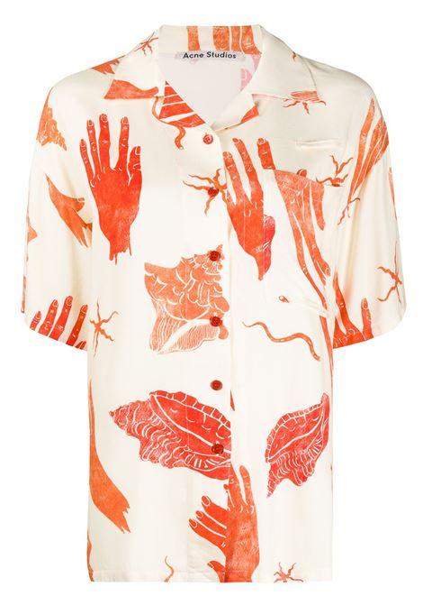 ACNE STUDIOS ACNE STUDIOS | Shirts | AC0206AMB