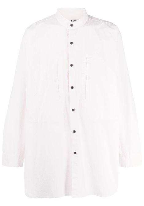 Mandarincollar shirt ACNE STUDIOS | Shirts | BB0204AEI