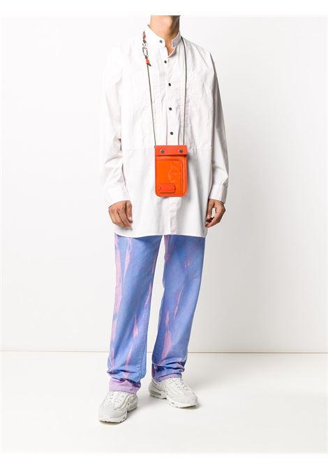 Mandarincollar shirt ACNE STUDIOS   BB0204AEI