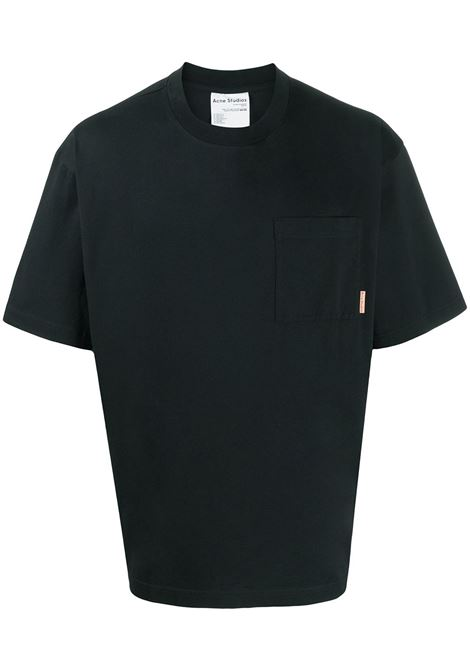 Boxy t-shirt ACNE STUDIOS | T-shirt | BL0175900