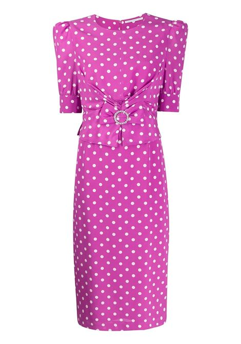 ALESSANDRA RICH Polka dot dress ALESSANDRA RICH | Dresses | FAB2107F28181710