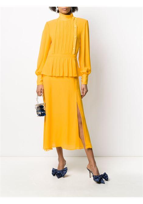 Vestito a strati plissettato Donna ALESSANDRA RICH | FAB2128F28901624