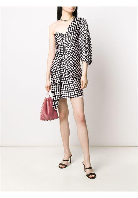 Polka-dot ruffle mini dress ALEXANDRE VAUTHIER | 201DR123702011220