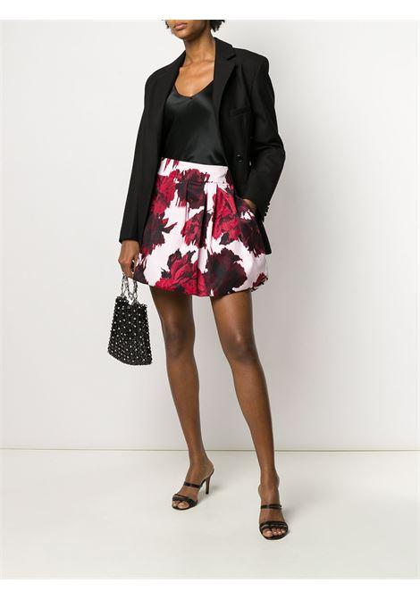 Floral print skirt ALEXANDRE VAUTHIER | 201SK12060201-1217CHRRY