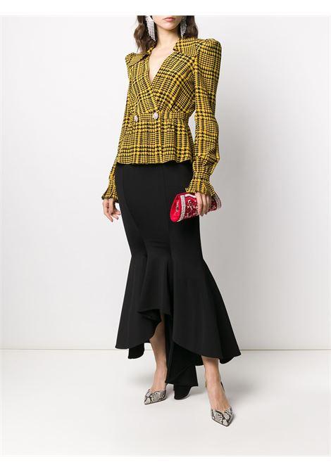 Fishtail maxi skirt ALEXANDRE VAUTHIER | 202KSK12500333BLK