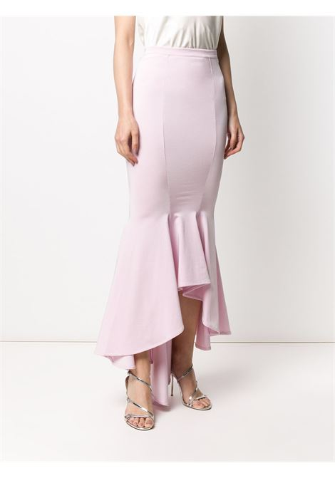 Fishtail maxi skirt ALEXANDRE VAUTHIER | 202KSK12500333PNK