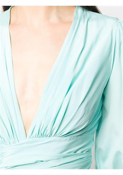 Blusa con nodo Donna ALEXANDRE VAUTHIER | 202TO12111274202MNT