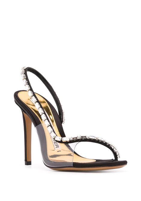 Elizabeth 100mm crystal-embellished sandals ALEXANDRE VAUTHIER | ELIZABETHSANDAL600