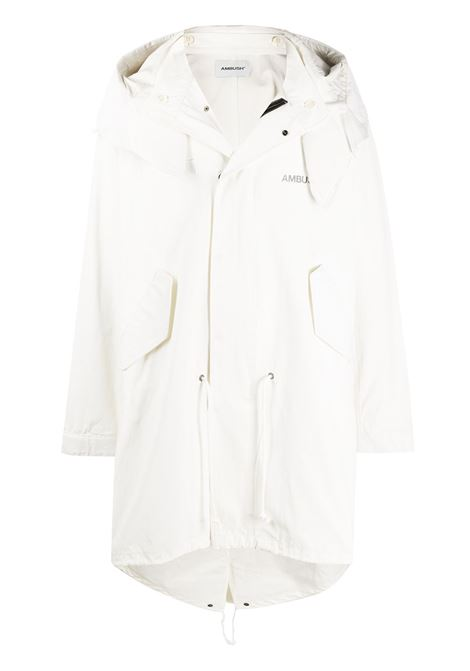 AMBUSH Coat AMBUSH | Outerwear | 12111989WHT