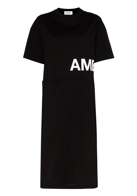 AMBUSH Dress AMBUSH | Dresses | 12112059BLK