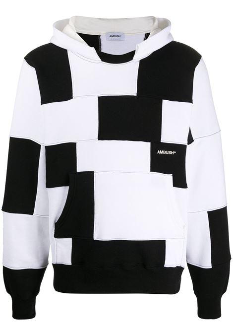 AMBUSH Hoodie AMBUSH | Sweatshirts | 12112062BLKWHT
