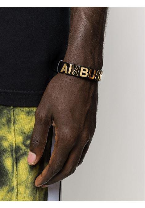 Bracciale con logo Uomo AMBUSH | 12112136GLD