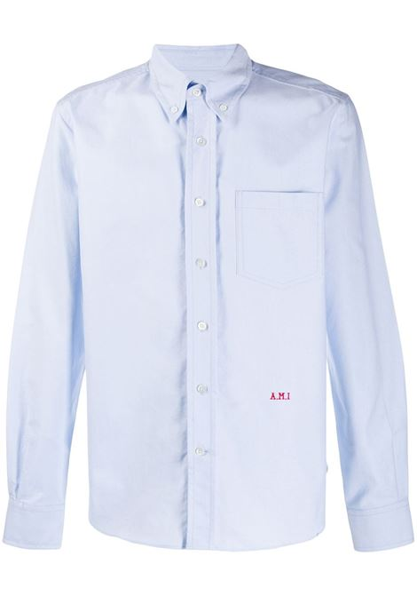 AMI ALEXANDRE MATTIUSSI Long sleeve shirt AMI PARIS | Shirts | E20HC00645454