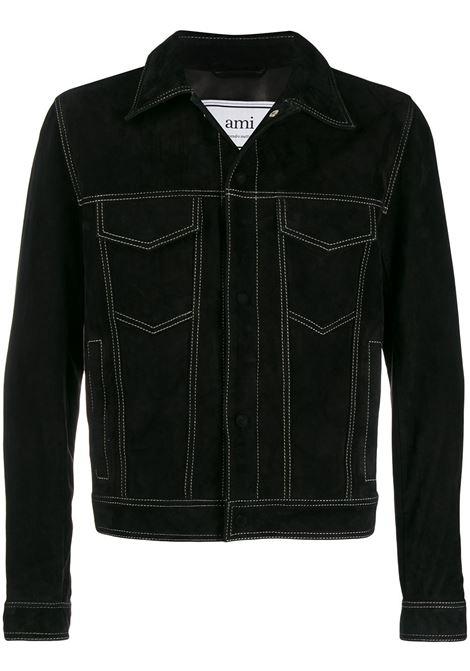 AMI ALEXANDRE MATTIUSSI Jacket AMI PARIS | Outerwear | P20HL005502001
