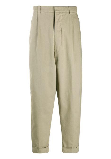 AMI ALEXANDRE MATTIUSSI Trouser AMI PARIS | Trousers | P20HT617248394