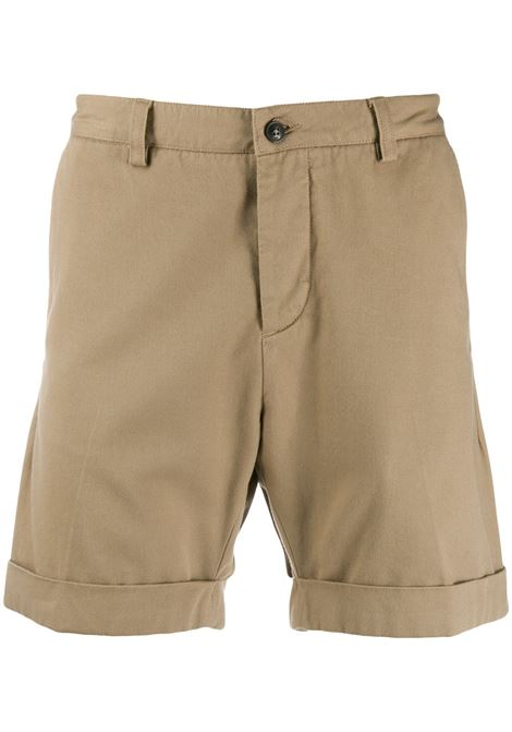 Classic chino shorts AMI PARIS | Bermuda Shorts | E20HT710248263