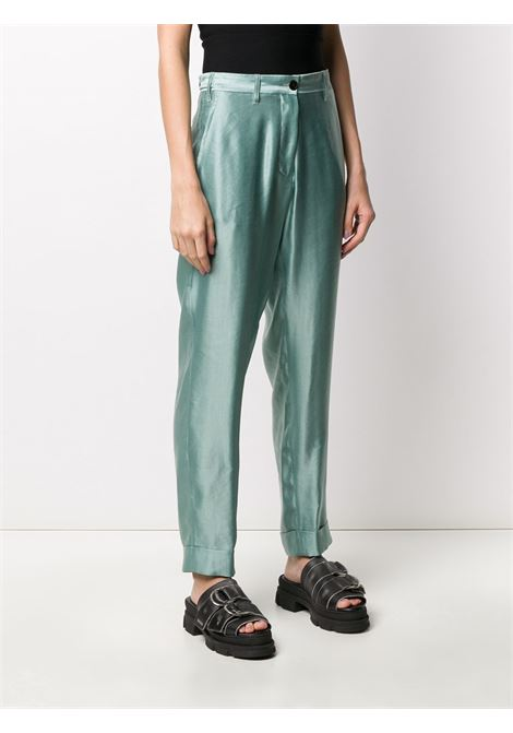Pantaloni taglio straight Donna ANN DEMEULEMEESTER | 20011410P174050