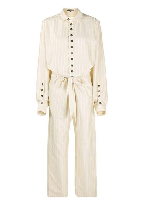 Striped suit ANN DEMEULEMEESTER | Jumpsuit | 20011422P160020