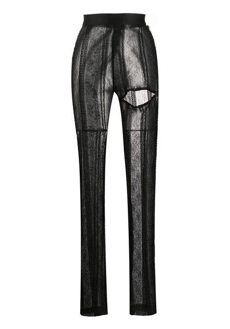 ANN DEMEULEMEESTER Leggings ANN DEMEULEMEESTER | Leggings | 20011438168099