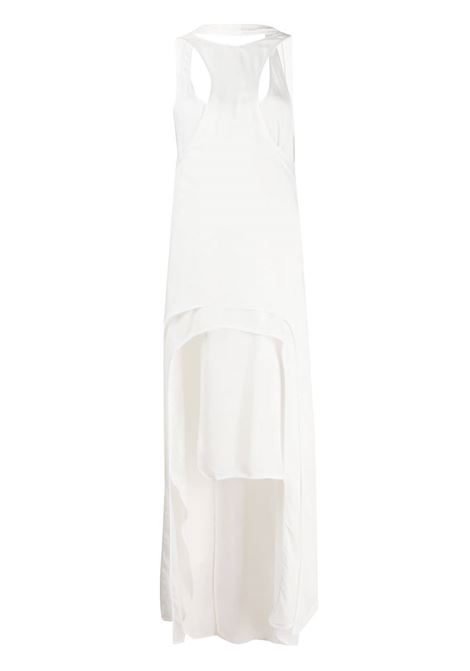 Asymmetric sleeveless dress ANN DEMEULEMEESTER | Dresses | 20012340155002