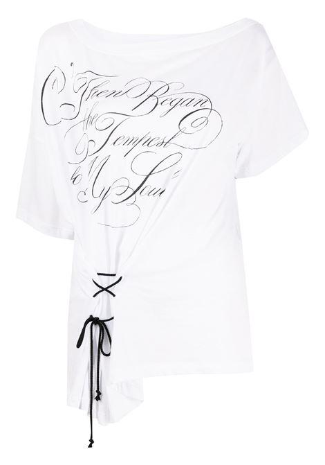 ANN DEMEULEMEESTER T-shirt ANN DEMEULEMEESTER | T-shirt | 20012415P232001