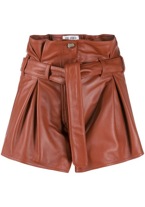 Pleated shorts THE ATTICO | Shorts | 201WCP02L001082