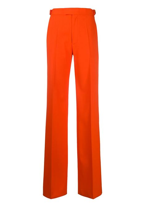 High-waisted wide leg trousers THE ATTICO | Trousers | 201WCP07W002033